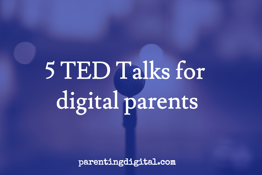 ted talks parenting